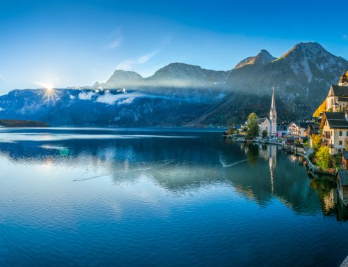 Die 10 besten Sehenswürdigkeiten in Österreich