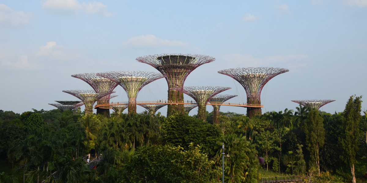 Singapur – 5 Tage in der Stadt der Superlative