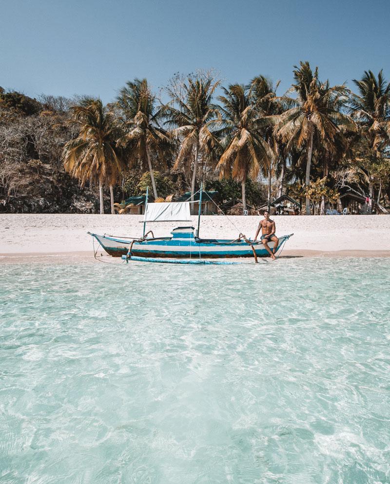 Coron Macapuya Island