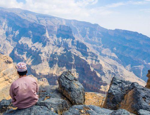 Wadi Nakhar Schlucht