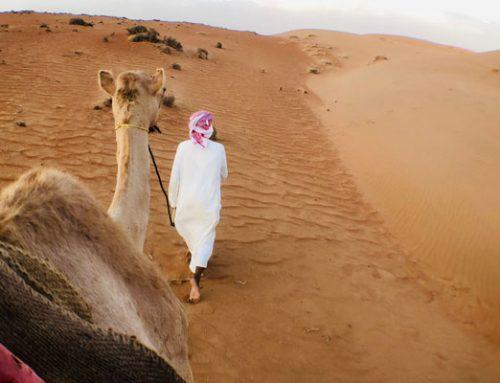 Wüste Ramlat Al Wahiba